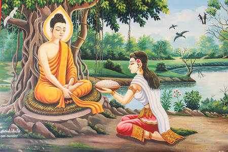 Buddha is the Buddha Редакционное