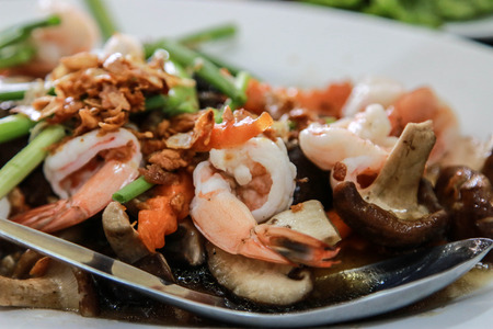 Thailand is a dish of food. That are acquired and transmitted continuously from the past. As a national identity photo