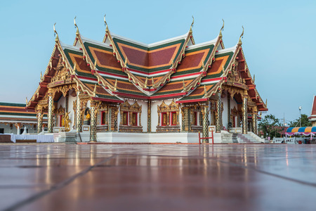 buddhist temple: Temple, temple or monastery is a Buddhist monastery in Thailand, Cambodia and Laos as that of a monk. And of worship of Buddhists The temple is a Buddhist temple
