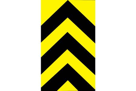 flechas direccion: Tráfico, la tráfico que utiliza para controlar el tráfico. Por lo general, una luz o alto a menudo con el objetivo de ser el comandante del tráfico en movimiento Foto de archivo
