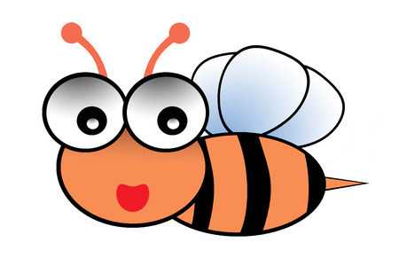 Bees are classified as invertebrates. R. Thomas could phylum arthropods. The insect species live together in groups. Most of the food is nectar from flowers. Banco de Imagens