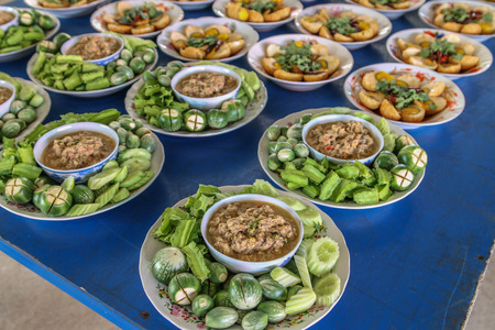 national identity: Thailand is Thailands food dish. Are accumulated and transmitted continuously from the past. As a national identity