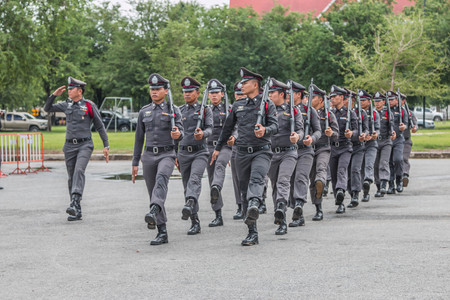 suppress: The name of the police authorities. Is responsible for patrolling peacekeeping arrest and suppress the offense. Called police on duty as sheriff.