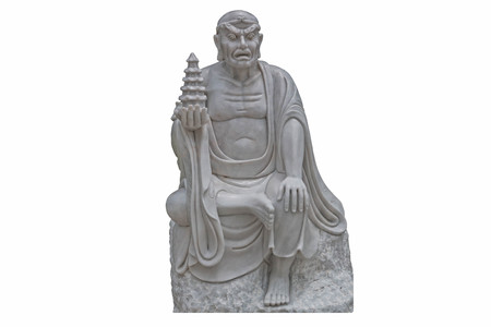 distinguishing: Sculpture or painting in Chinese art. A distinguishing feature is that the philosophy of what appears in the photo, it is natural forest, rivers, streams, birds, flowers, leaves