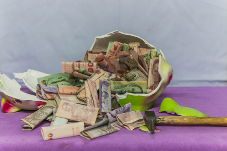 Money means any material or documents that are generally accepted in exchange for goods and services. And settlements in a country or in a particular socio-economic context.