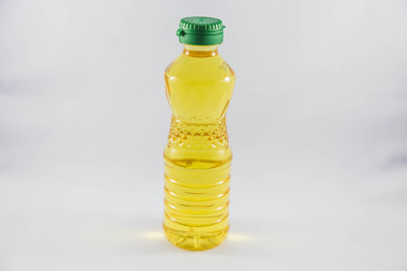 mostly: Bottle-shaped container is long. General use water or other liquids, mostly made of glass or plastic bottles with a variety of shapes. Stock Photo