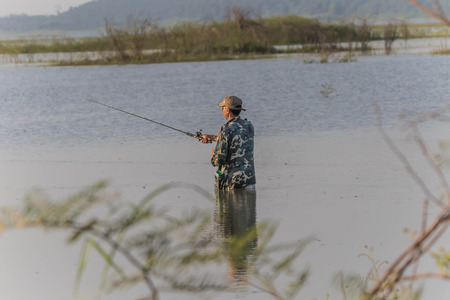 Fisheries or fisheries management means of human to catch fish or other aquatic animals.