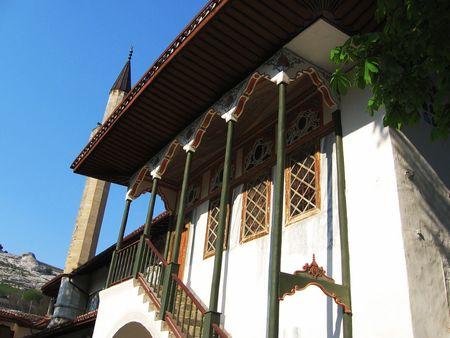 bilding: Bahshisaray museum in Crimea