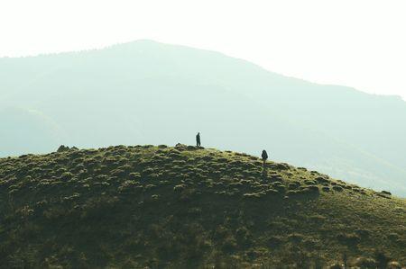 Trekking in the Crimea Stock Photo - 639695