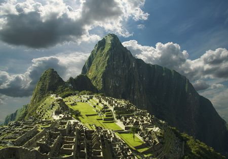 overview: Overview on Machu-Picchu city