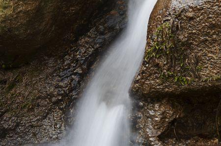 Beautiful small waterfull Stock Photo - 691242