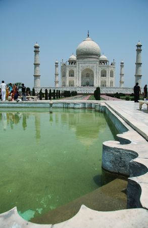 Taj Mahal decor Stock Photo - 928874