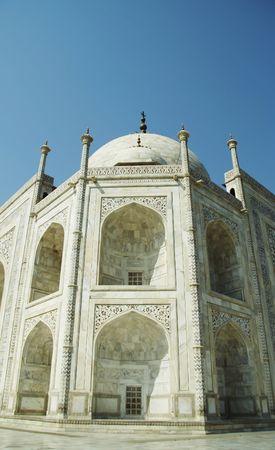 Taj Mahal palase elements Stock Photo - 942147