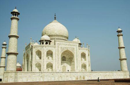 Taj Mahal palace Stock Photo - 951240