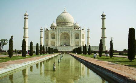 Taj Mahal decor Stock Photo - 951244