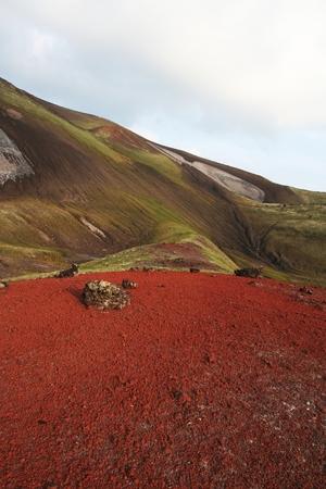 kamchatka: Multicolored landscapes in Kamchatka