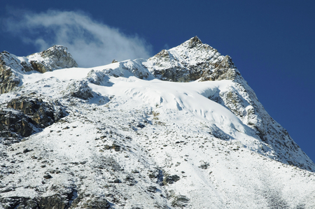 High peak Urus in the Cordilleras photo
