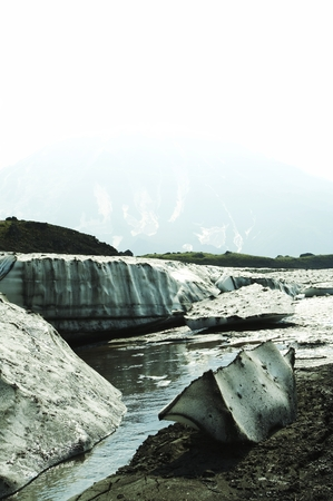 dissolution: Ice dissolution