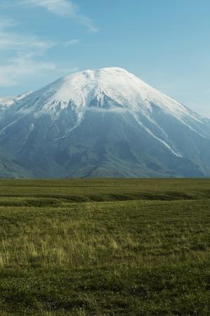 kamchatka: Mount Tolbachik on Kamchatka