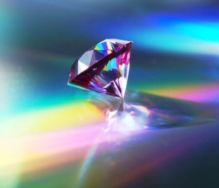 Jewel diamond Stock Photo