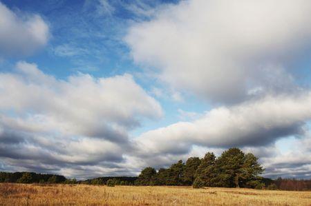 Autumn landscapes Stock Photo - 2039403