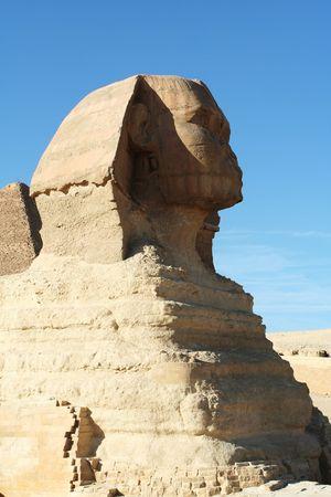 Egyptian sphinx Stock Photo - 2247067