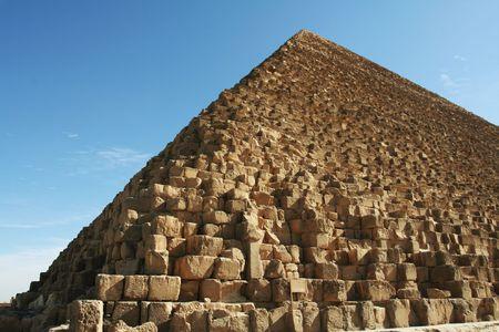 Egyptian pyramid  Stock Photo - 2256759