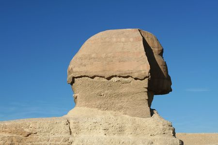 Egyptian sphinx Stock Photo - 2286893