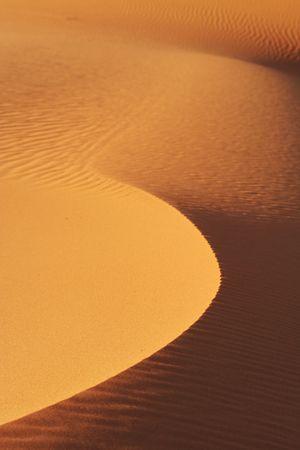 inhospitable: Desert Stock Photo