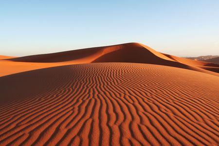 horison: Sand desert