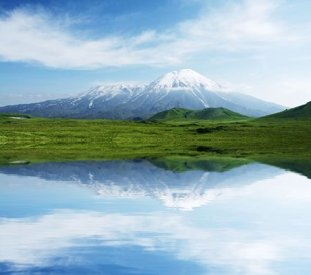 kamchatka: Vulcano Tolbachik su Kamchatka