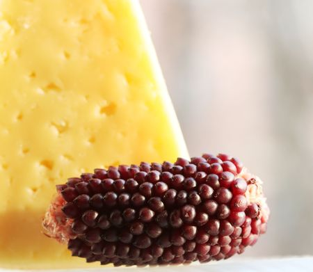 chees: Maize and chees