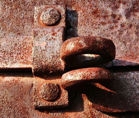 Old lock Stock Photo - 2747420