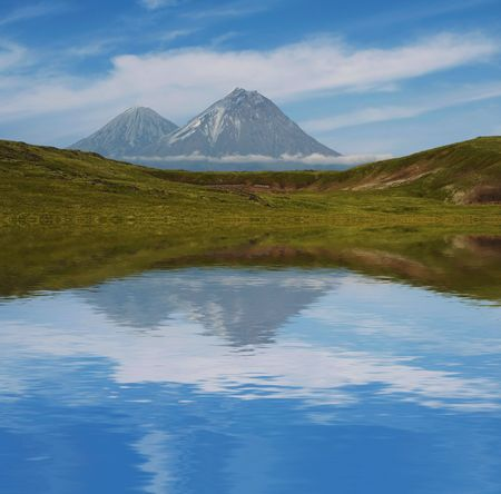 kamchatka: Volcano on Kamchatka