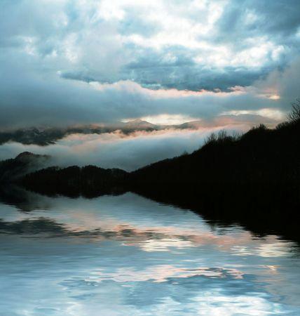 mistic: Mistic lake