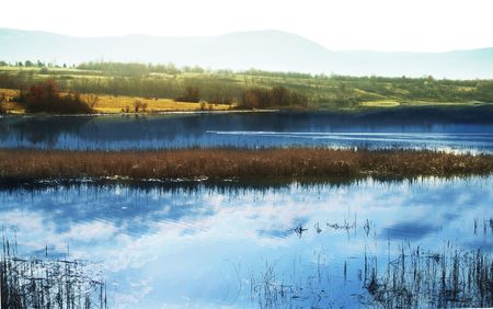 Picturesque rural landscapes Stock Photo - 3262477