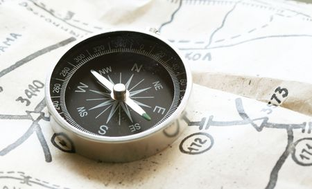 orienting: Mining compass