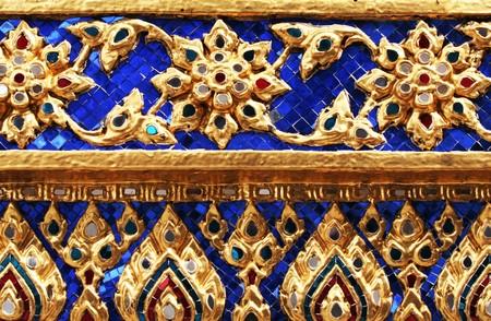 far eastern: Gold  decor