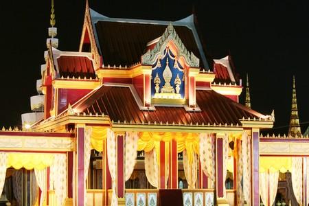 King  palace in Bangkok Stock Photo - 4034104
