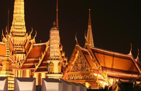 King  palace in Bangkok