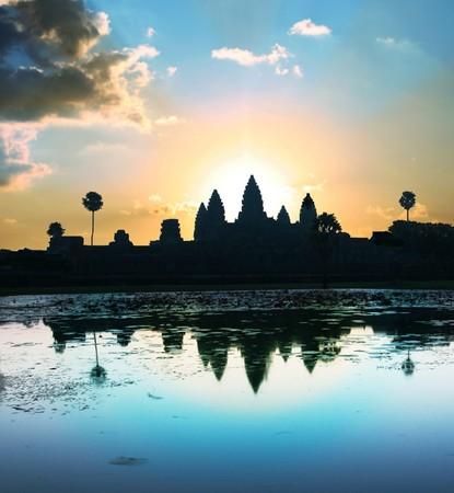 Angkor city Stock Photo - 4289571