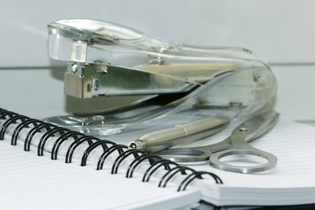 closeups: Office object