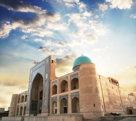 moslem: Samarkand architecture