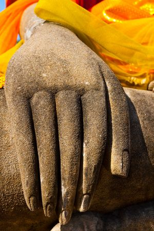 buddhas statue Stock Photo - 4562512