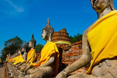 wat: Buddha
