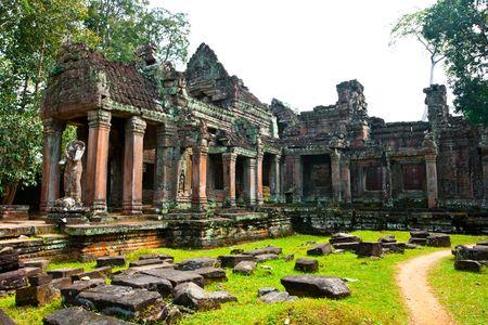 angkor: Angkor ruins