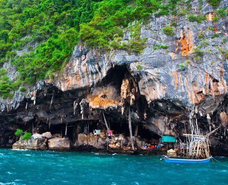 Thai coast Stock Photo - 4659939
