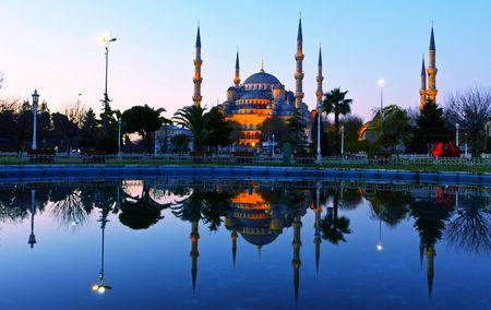 Istanbul Reklamní fotografie