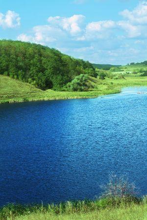 lake Stock Photo - 4682971