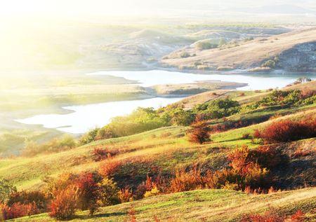 crimean: Crimean mountain Stock Photo